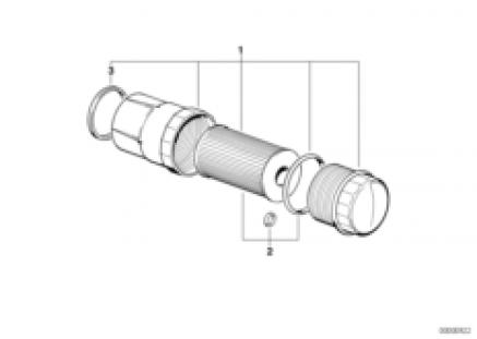 Environmental oil filter