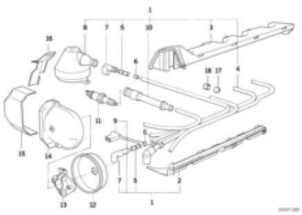ignition wiring/sparkplug