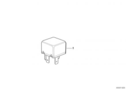 Relay motor