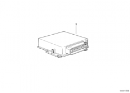 Control unit L-jetronic