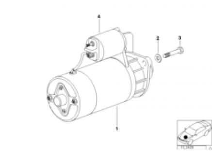 Motorino di avviamento - Ricambi Usati