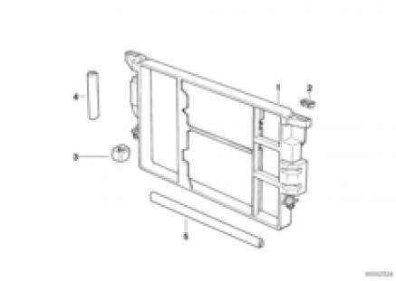 Cooling holder