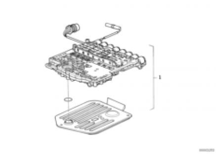 A5S560Z control valve assy