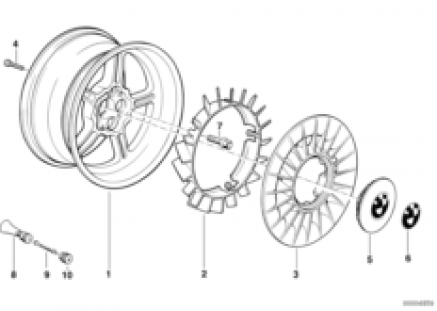 M system I (styl.20)
