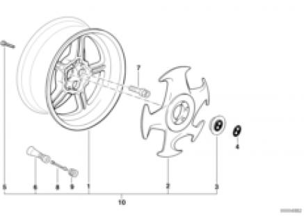 M system II (styl.21)