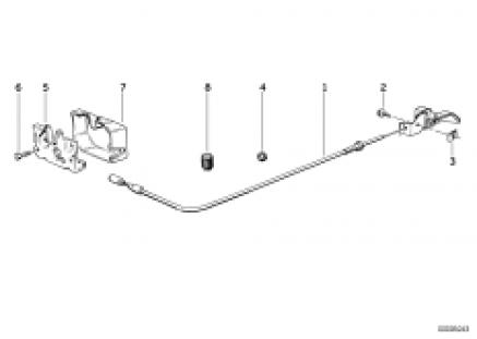 Engine hood mechanism