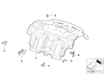 Partition trunk