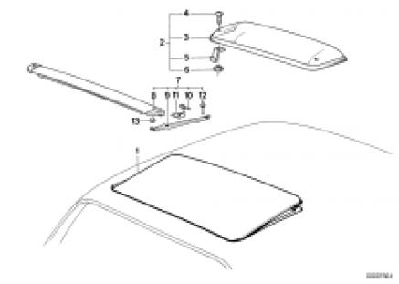 Slipstream deflector