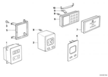 Additional information instruments