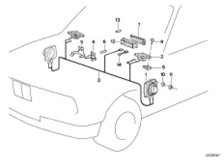 Single components mono system