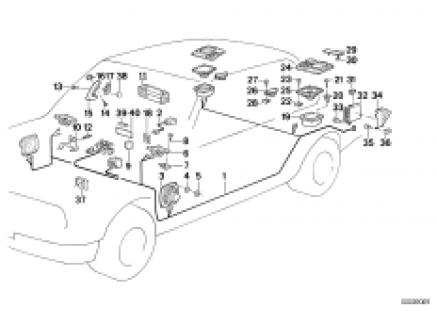 Single components hifi system