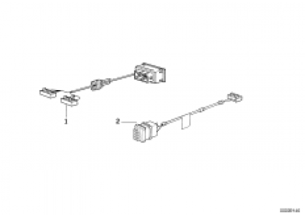 Loudspeaker adapter tubing