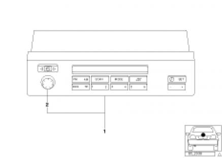 Integrated radio information system