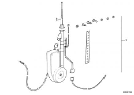 Automatic antenna