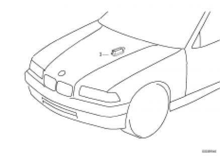 Engine compartment light