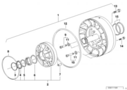 A5S560Z lubrication system