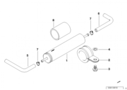 Fuel pipes and fuel filters