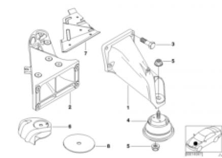 Engine Suspension