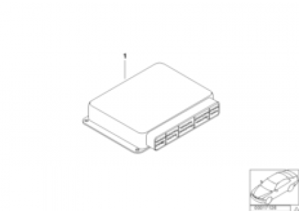 Basic cotrol unit DME