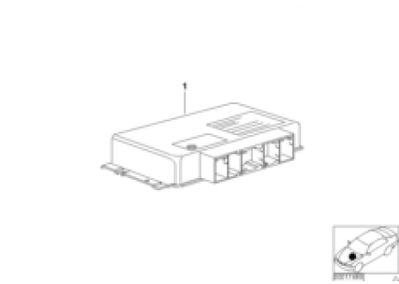 Basic control unit egs