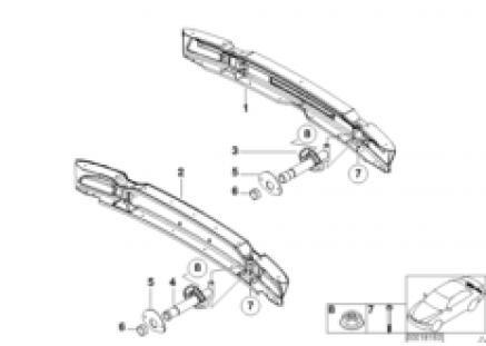 Carrier, rear
