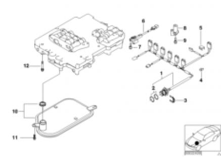 A5S325Z wiring/oil filt./pulse generator
