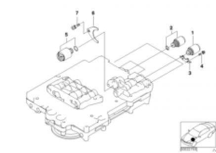 A5S325Z pressure regulat./solenoid valve