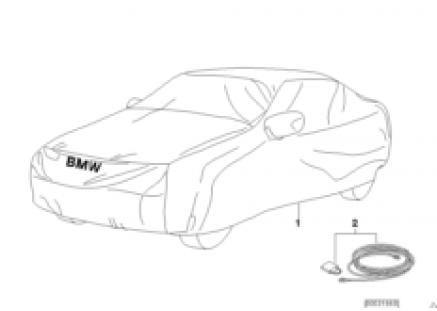 Evolution 4 Car Cover