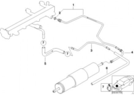 Fuel pipe