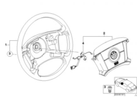Steering wheel Airbag-Smart