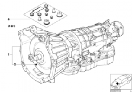 Automatic transmission A4S270/310R