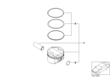 Crankshaft-Pistons