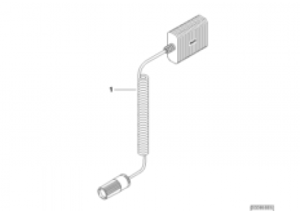 Auxiliary power adapter