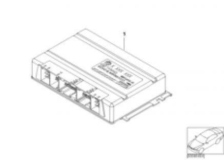 Basic control module SMG