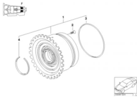 A5S560Z brake clutch f