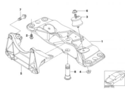 Suspension automatic transmission