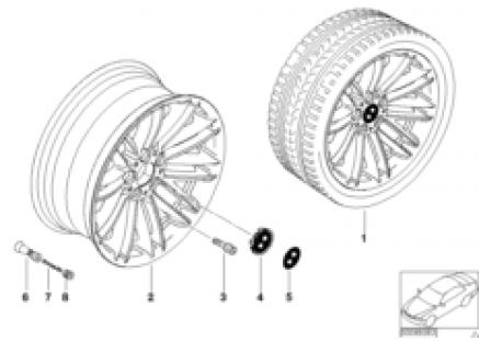 BMW LA wheel Styling 94