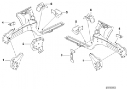 Front body bracket