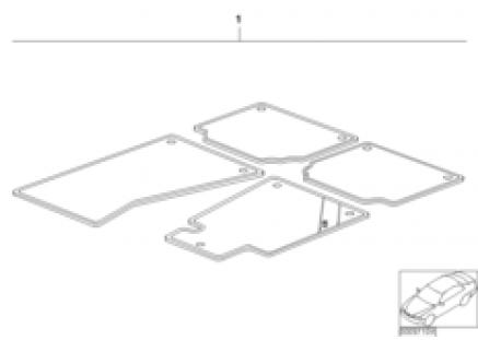 Floor mats Commercial