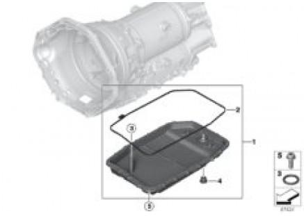 GA6HP19Z oil pan