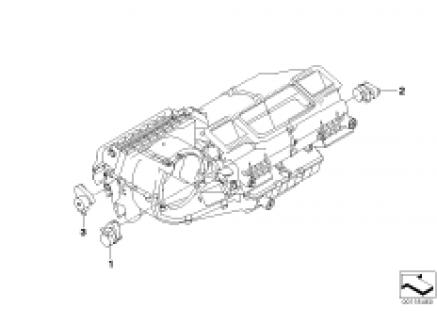 Actuator drive, heating