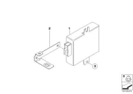 Singel parts f voice input system