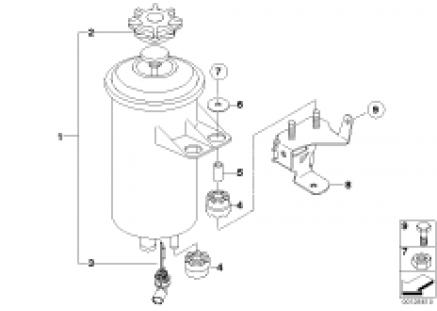 Oil reservoir/components/Dynamic Drive