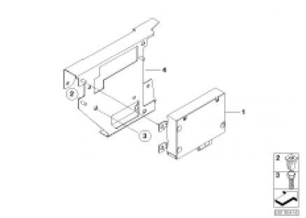 Headset module