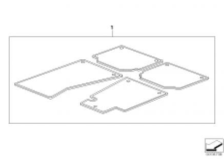Floor mats city