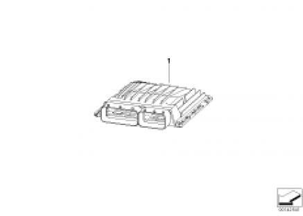 Basic cotrol unit DME / MSS65