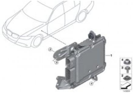Control unit, active steering