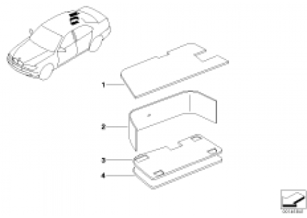 Battery protective covers