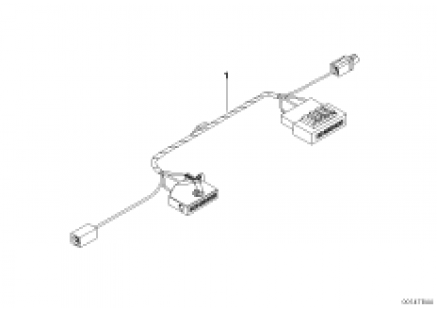 Adapter cable, Eject-Box