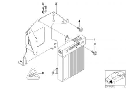 amplifier/holder Harman Kardon hifi